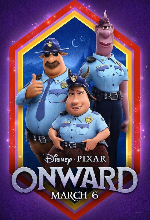 Onward - Officer Specter