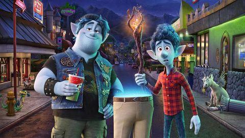 ¿Confirma 'Onward' el universo compartido de Pixar?