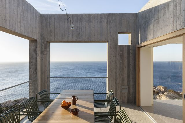 patio house di ooak architects