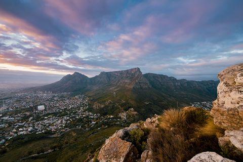 Mountainous landforms, Sky, Mountain, Nature, Natural landscape, Cloud, Wilderness, Rock, Ridge, Hill,