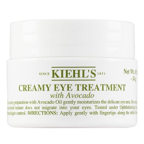 kiehl's   creamy eye treatment   with avocado   oogcrème