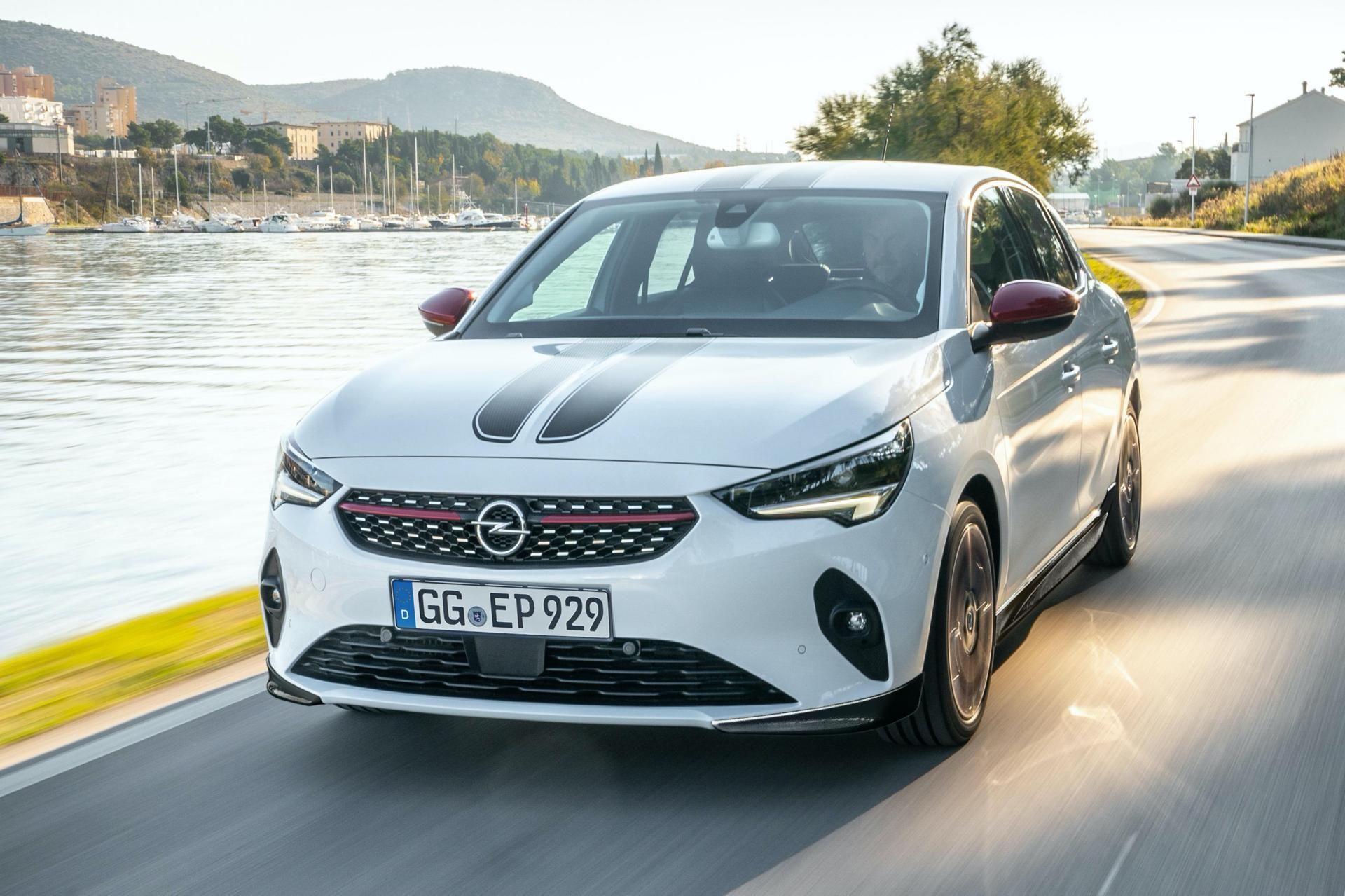 2020 Opel Corsa Ratings