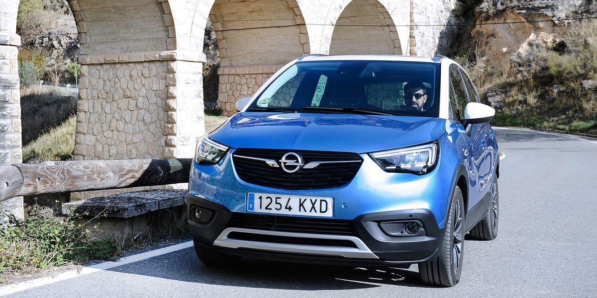 Prueba Opel Crossland X 1.2 Turbo 130: Te olvidarás del Meriva… ¿o no? - caranddriver.com