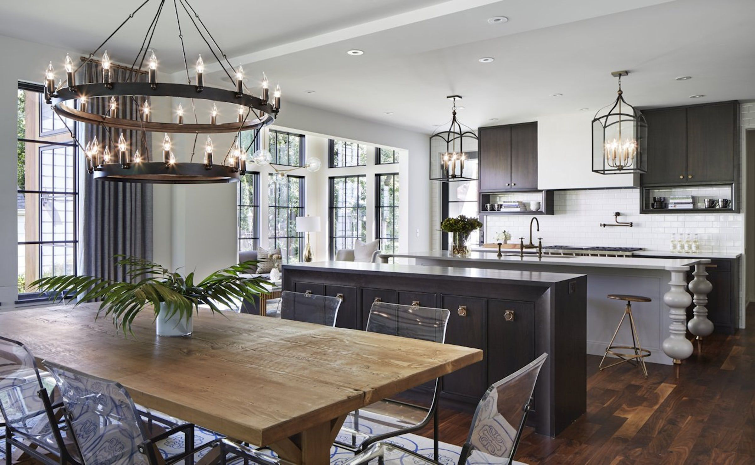 Awesome Open Concept Floor Plans