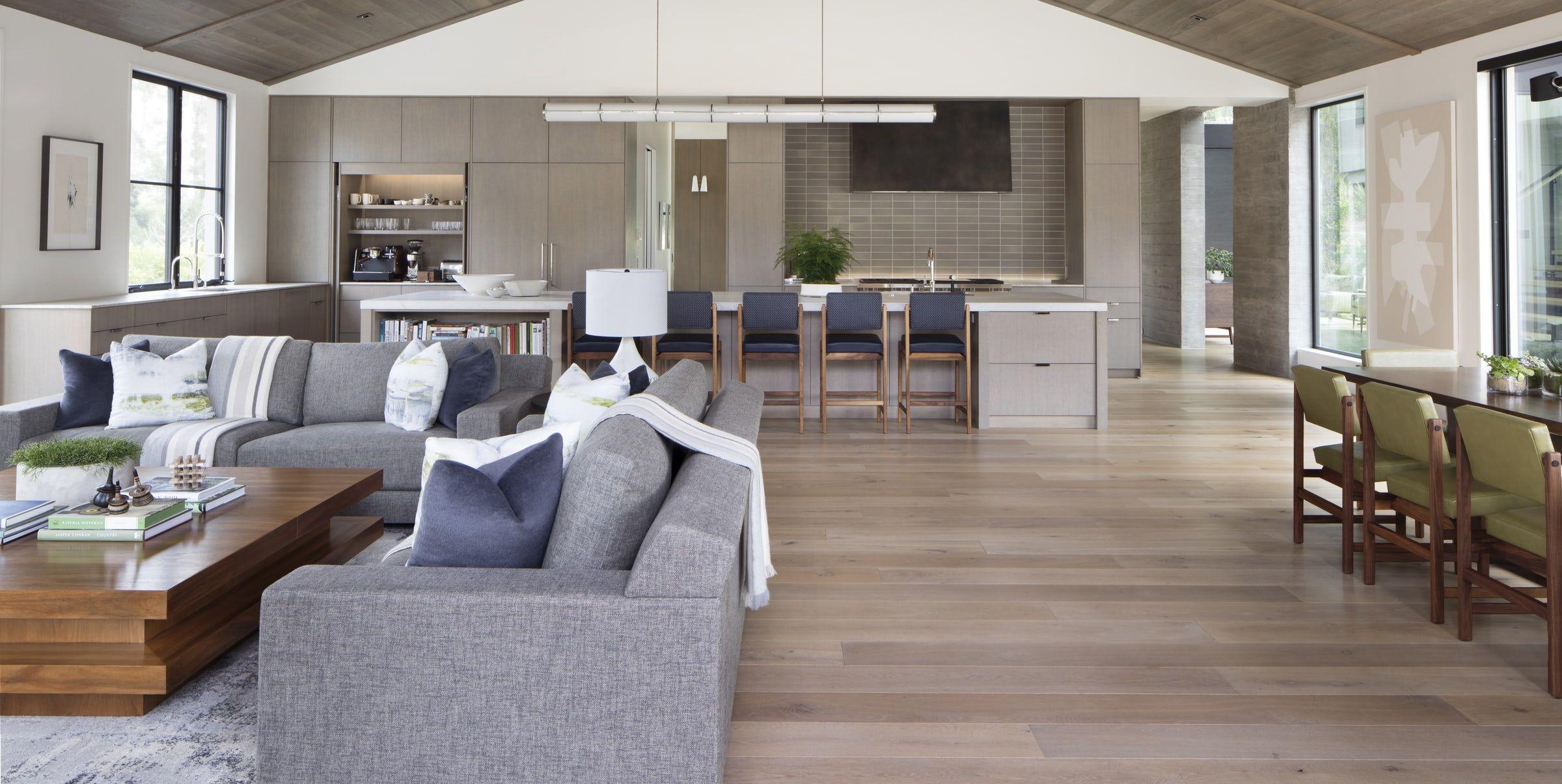 30+ Gorgeous Open Floor Plan Ideas