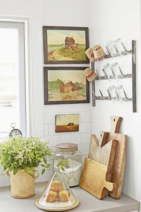 Small House Tour Kitchen Counter