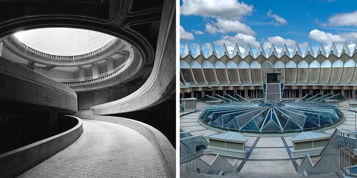 Los edificios del arquitecto fernando higueras que puedes - Arquitectos en espana ...