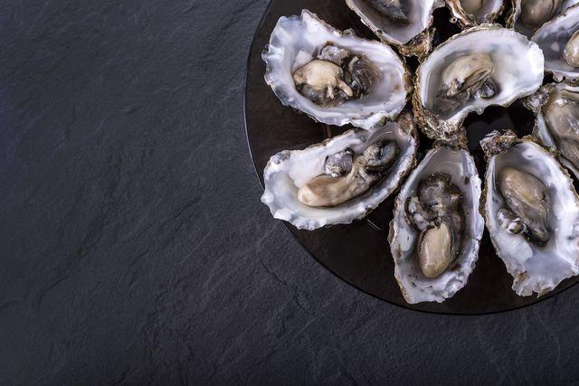 oesters rapen nederland
