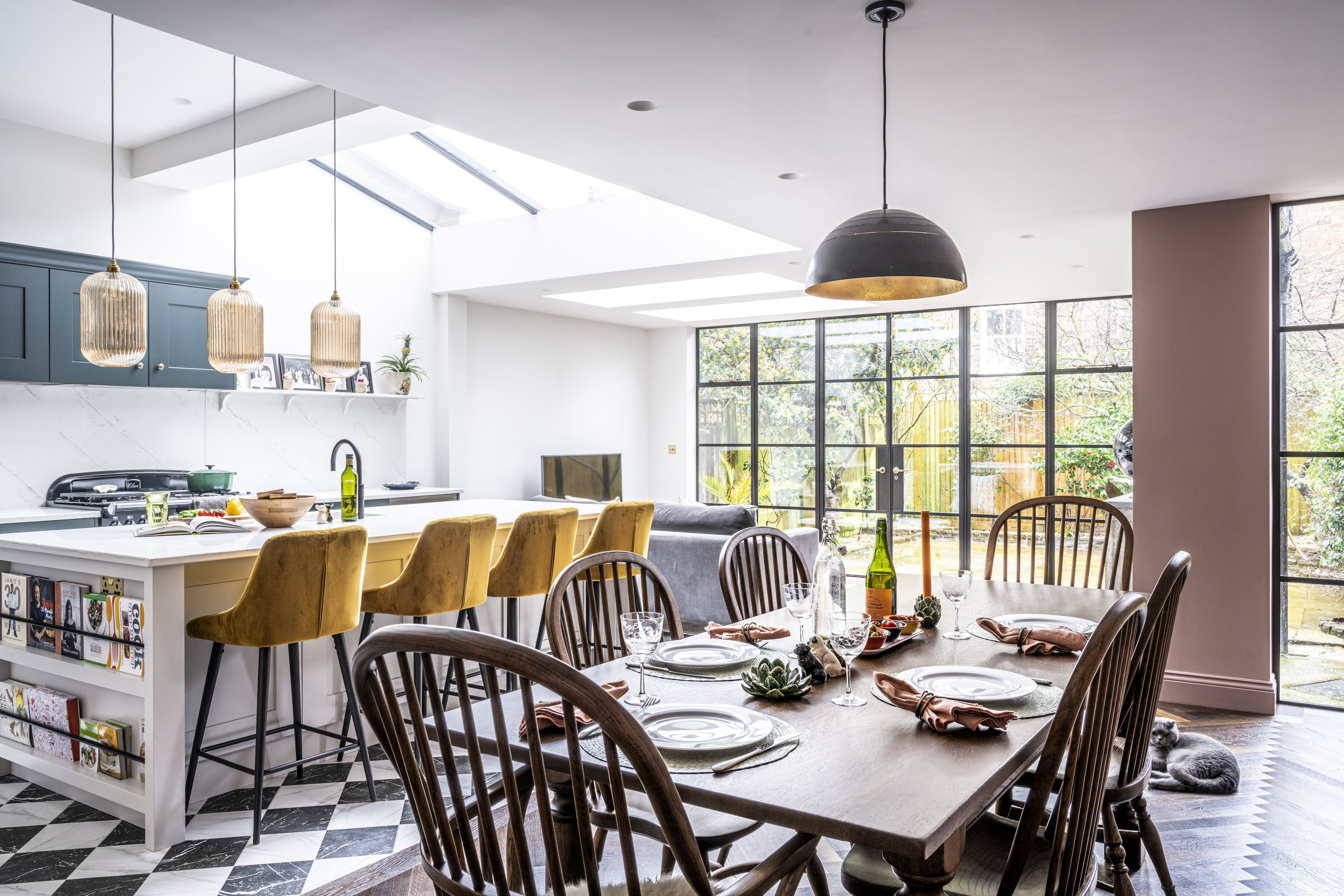 Photos: London couple give Victorian home a stylish reshuffle — and you'll love it