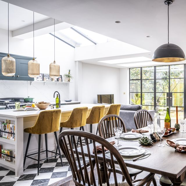 photos light filled and spacious makeover for london couple