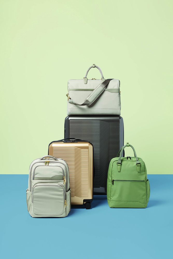 Target's New Luggage Collection 'Open Story' Offers Features Like Built-in USB Ports and Super Quiet Wheels