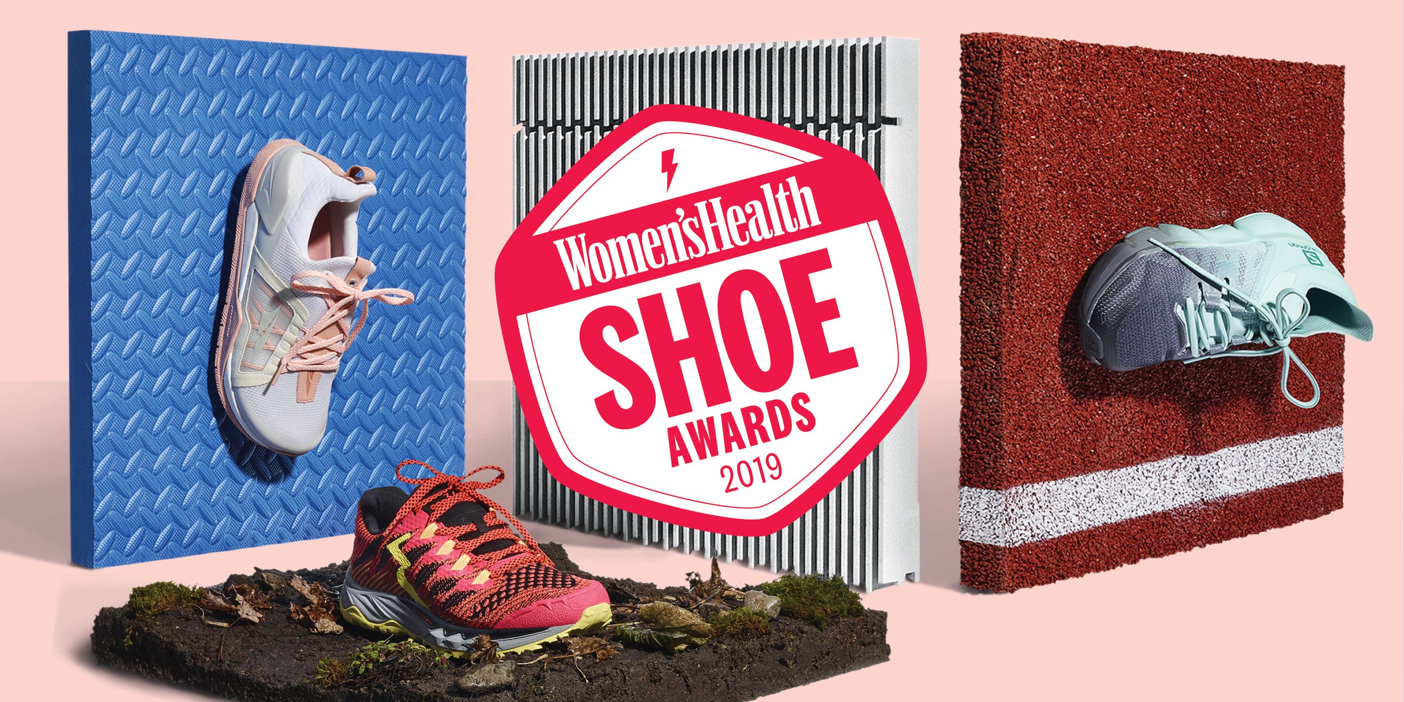 The Women's Health 2019 Shoe Awards: Meet Your New Favorite Workout Sneaker