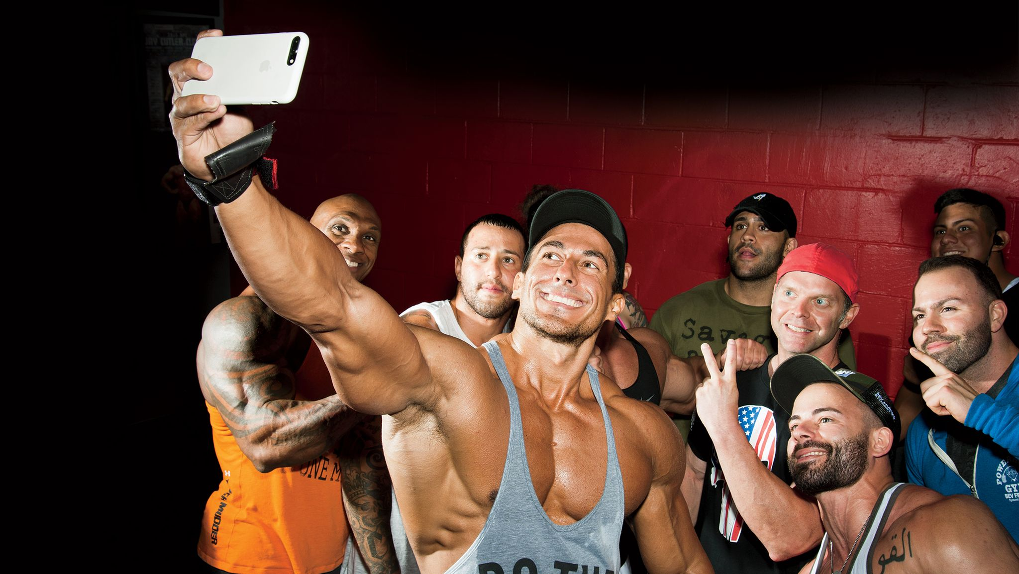 Muscle in the Age of Instagram