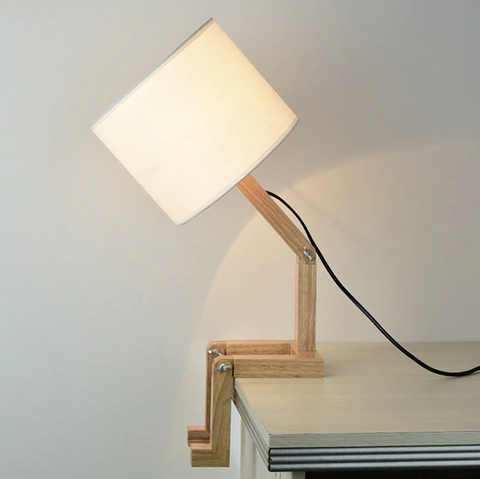 Robot Shape Table Lamp