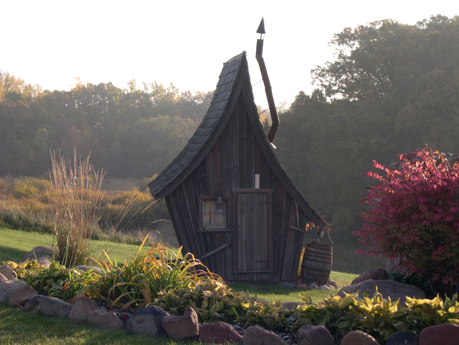 You Could Own Your Own Fairy Tale Cottage