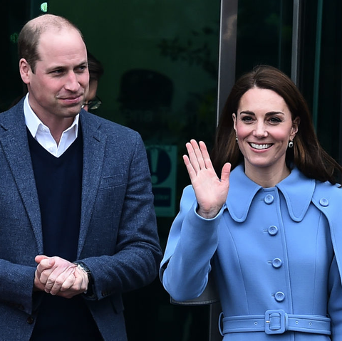 Be Neighbors with Prince William and Kate Middleton
