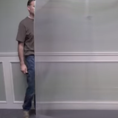 HyperStealth Biotechnology Corp. creates realinvisibility cloak.