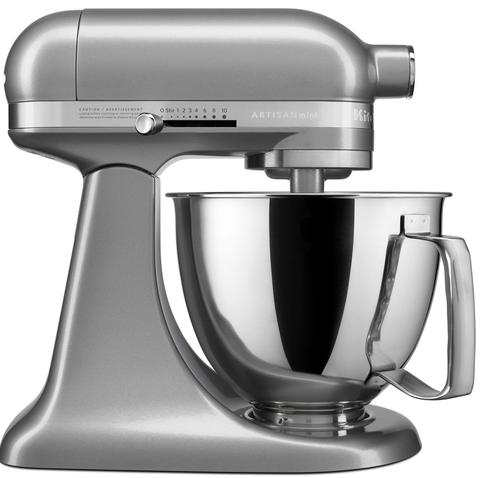 Artisan Mini KitchenAid Mixer On Sale for 50 Percent Off