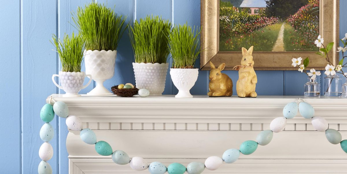 Adorable Easter Crafts for Kids and Grown-Ups Alike