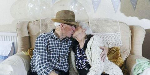 Couple together 84 years