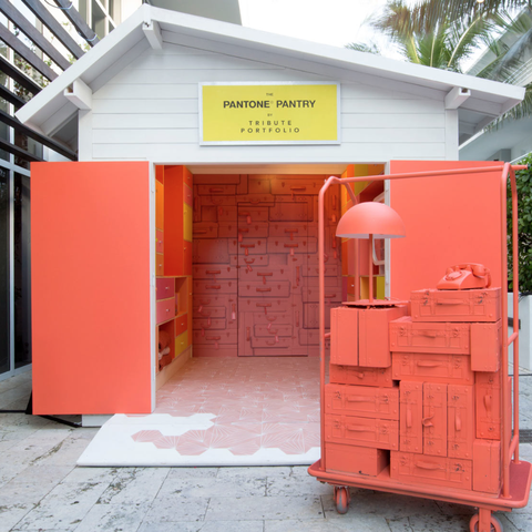 Pantone Color of the Year Pop-Up