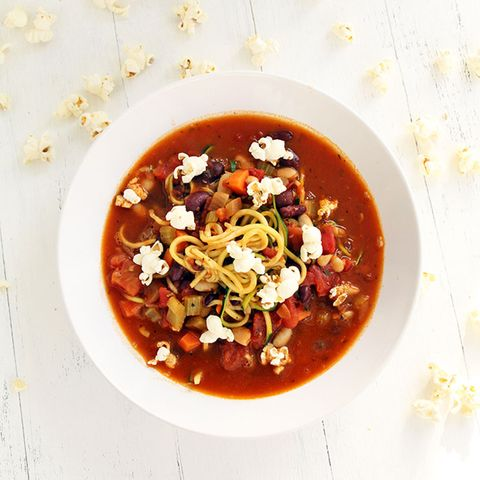 Hearty Low-Calorie Veggie-Packed Soups