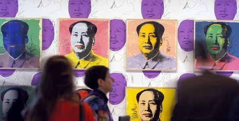 Opening of Andy Warhol Museum In Pittsburgh, United States On May 13, 1994