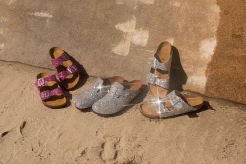 Footwear, Shoe, Sandal, Leg,