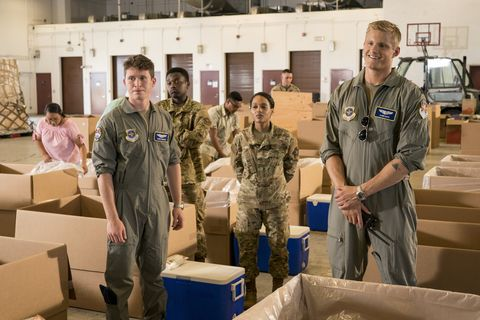 Netflix's Operation Christmas Drop review - is it worth your time