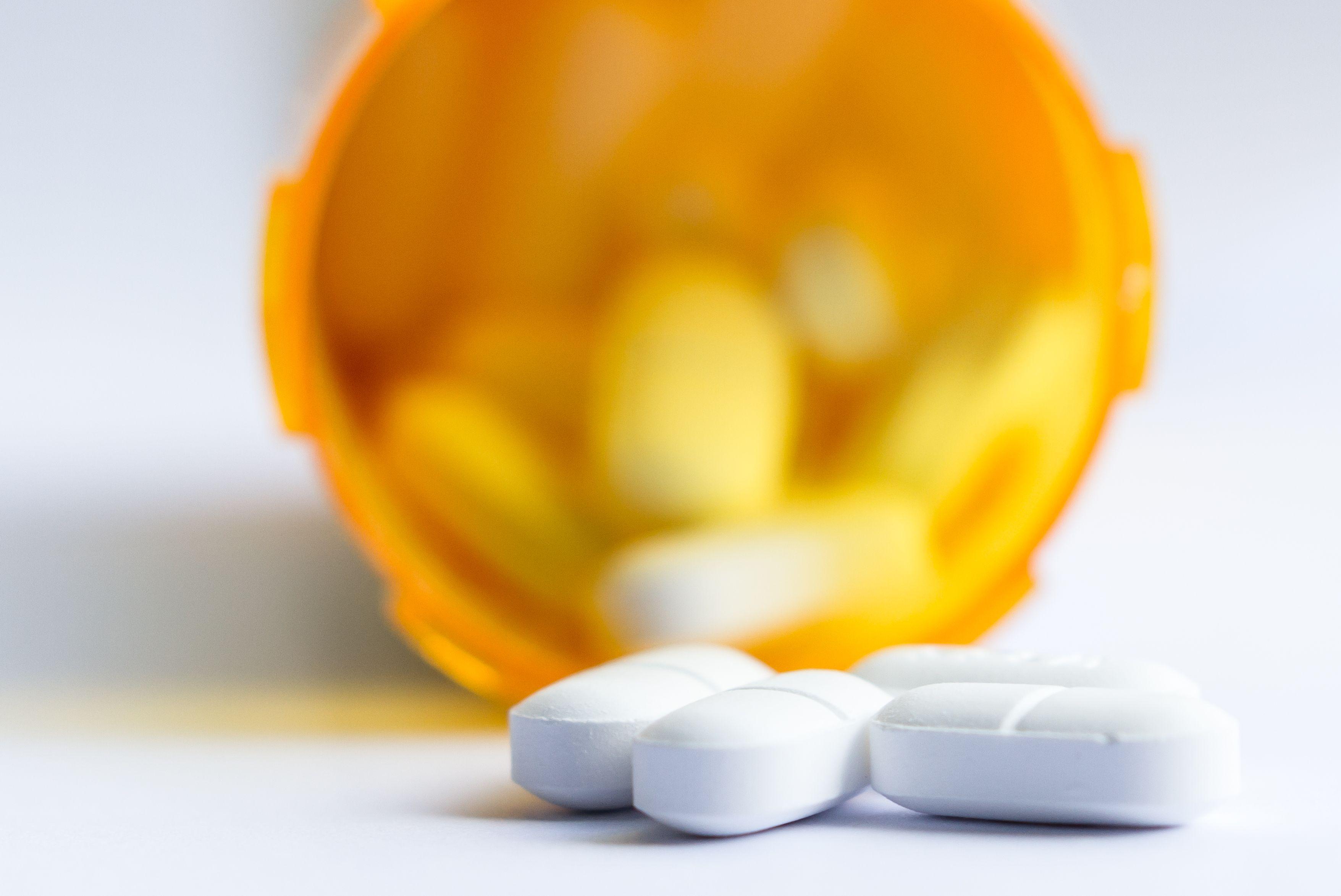 Opioid pain killers