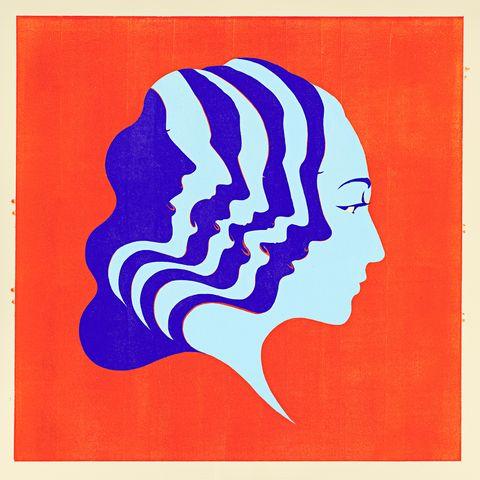 Electric blue, Illustration, Art,