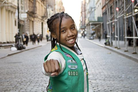 This Girl Scout Troop Is Giving Homeless Girls a Place to Call Home