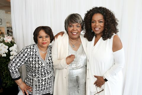 Oprah Prepares for Her First Mother's Day After Her Mother's Death
