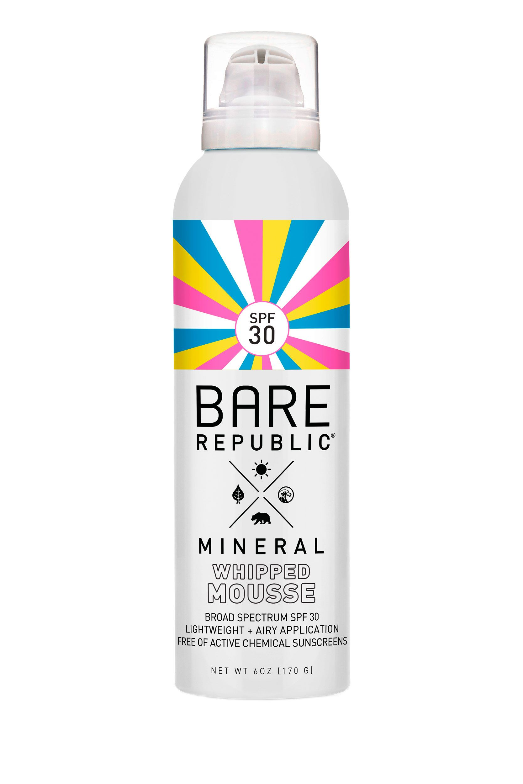 Bare Republic Mineral Whipped Mousse