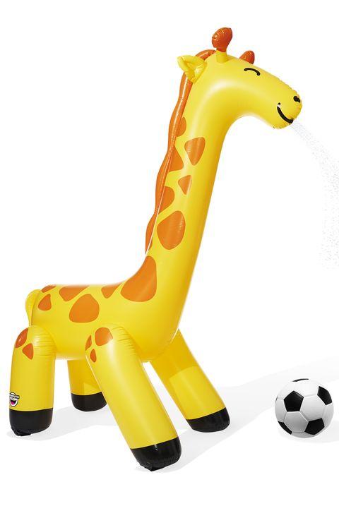 giraffe sprinkler