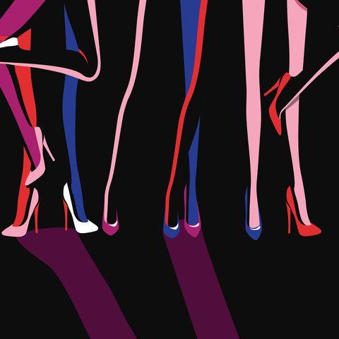 ivy pochoda, these women, carolina mellis, oprah magazine