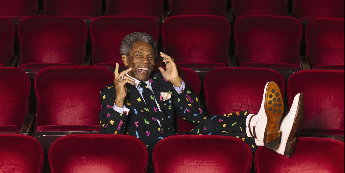 Tony-Winner André De Shields on the Essential Qualities His Parents Taught Him