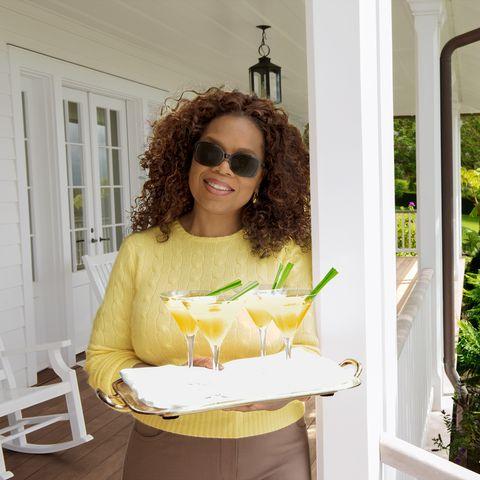 Oprah's Cocktails