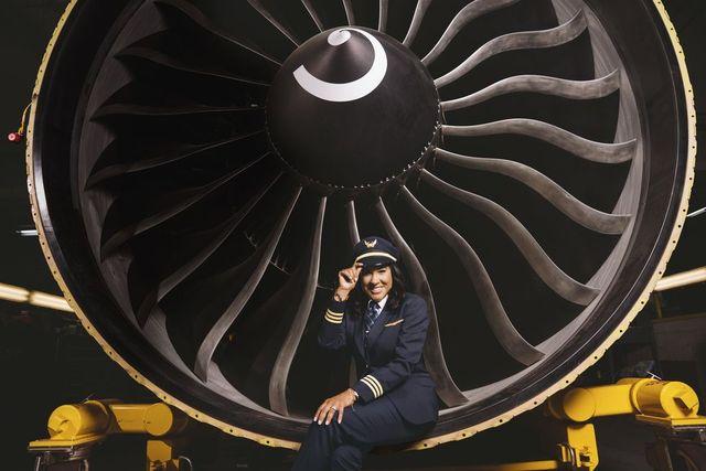 i became a pilot at a major airline at 54