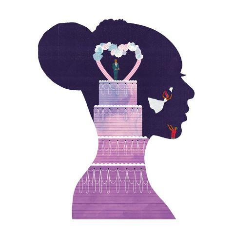 Violet, Purple, Illustration, Neck, Plant, Magenta, Style,