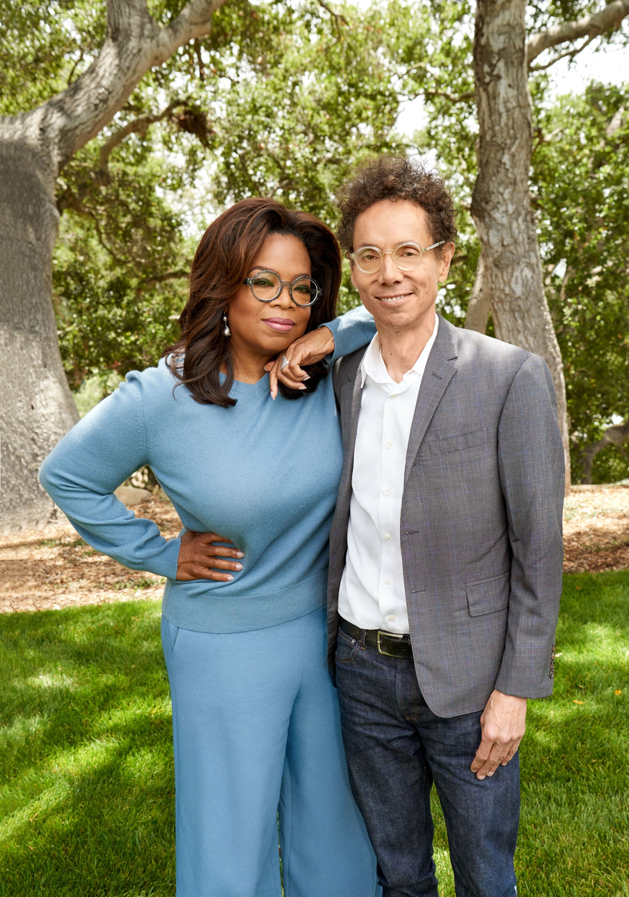 Oprah Talks to Revisionist History's Malcolm Gladwell
