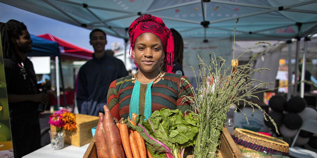 This Woman is Working to End Food Apartheid in South Los Angeles
