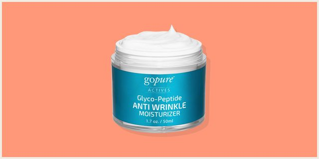 gopure glyco peptide anti wrinkle moisturizer