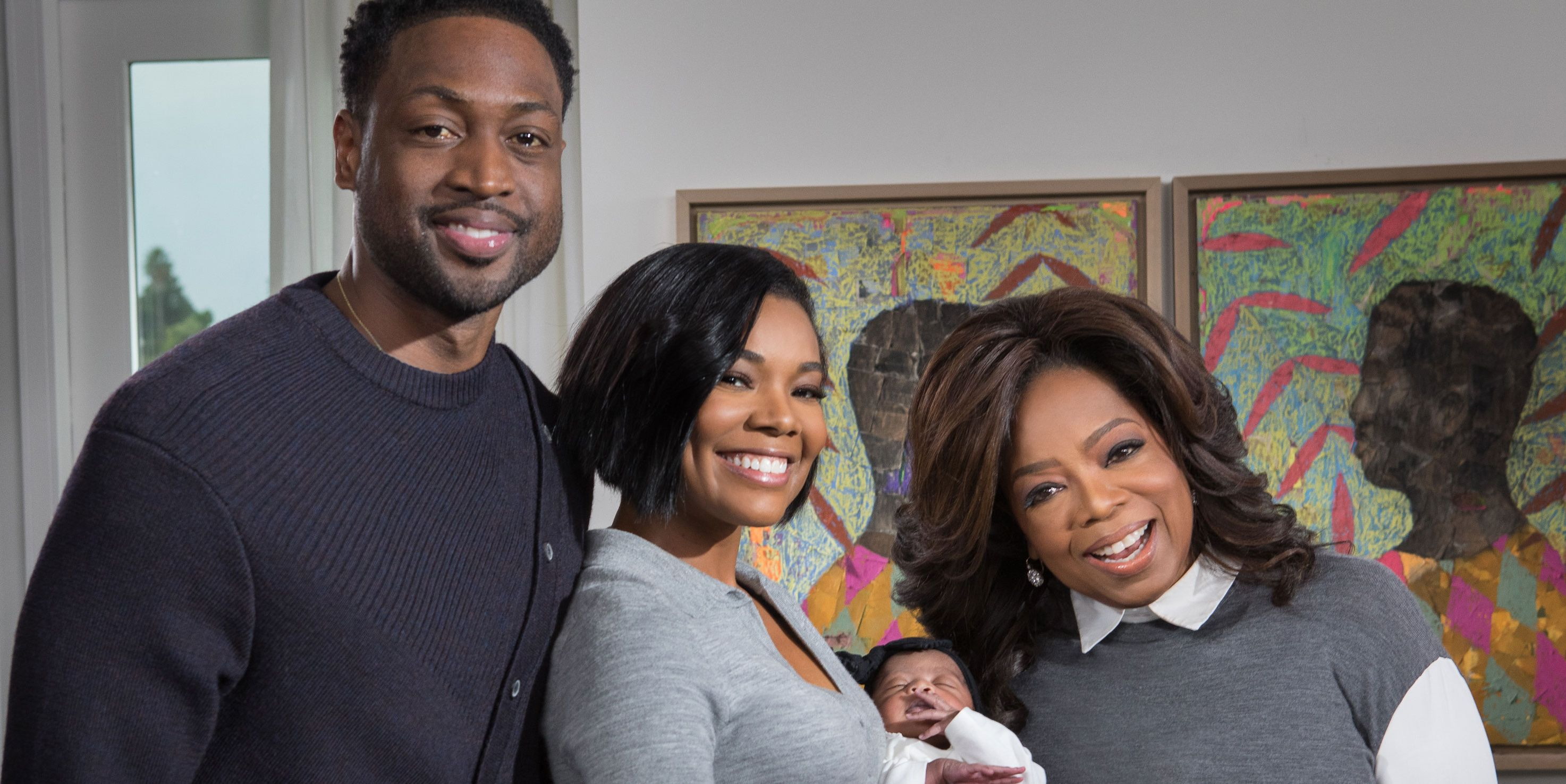 12 Extraordinary Revelations From Oprah's Interview With Gabrielle Union and Dwyane Wade