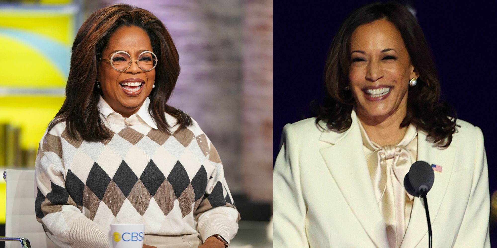 Oprah Reflects On Significance Of Kamala Harris S Election As Vp