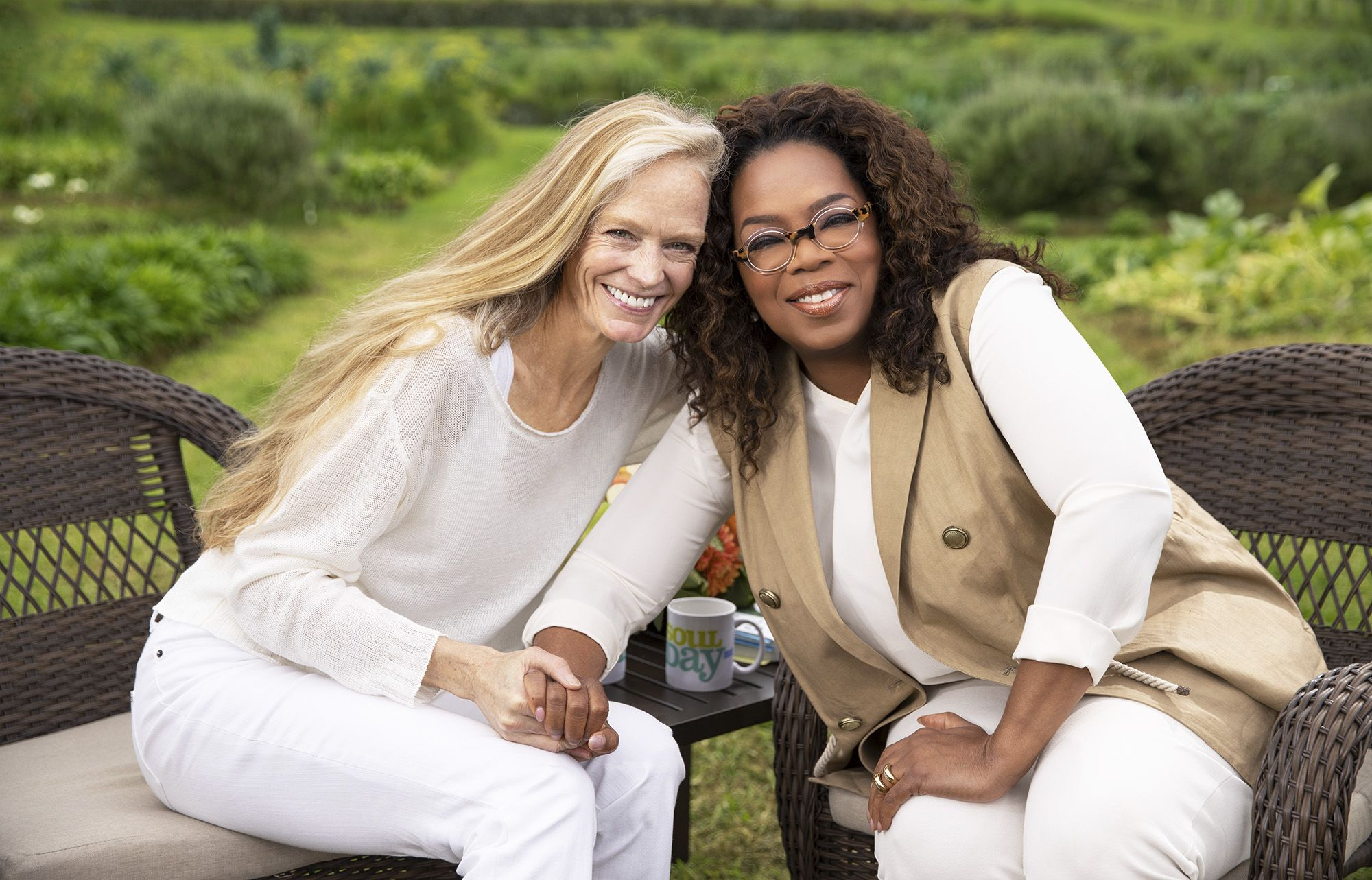 Oprah Talks to Suzy Amis Cameron About the Benefits of Eating One Plant-Based Meal Every Day