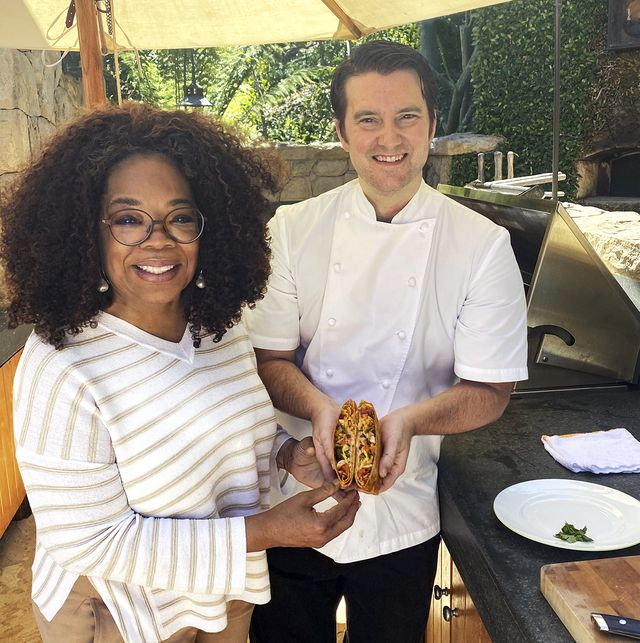 oprah taco tuesdays crunch wrap