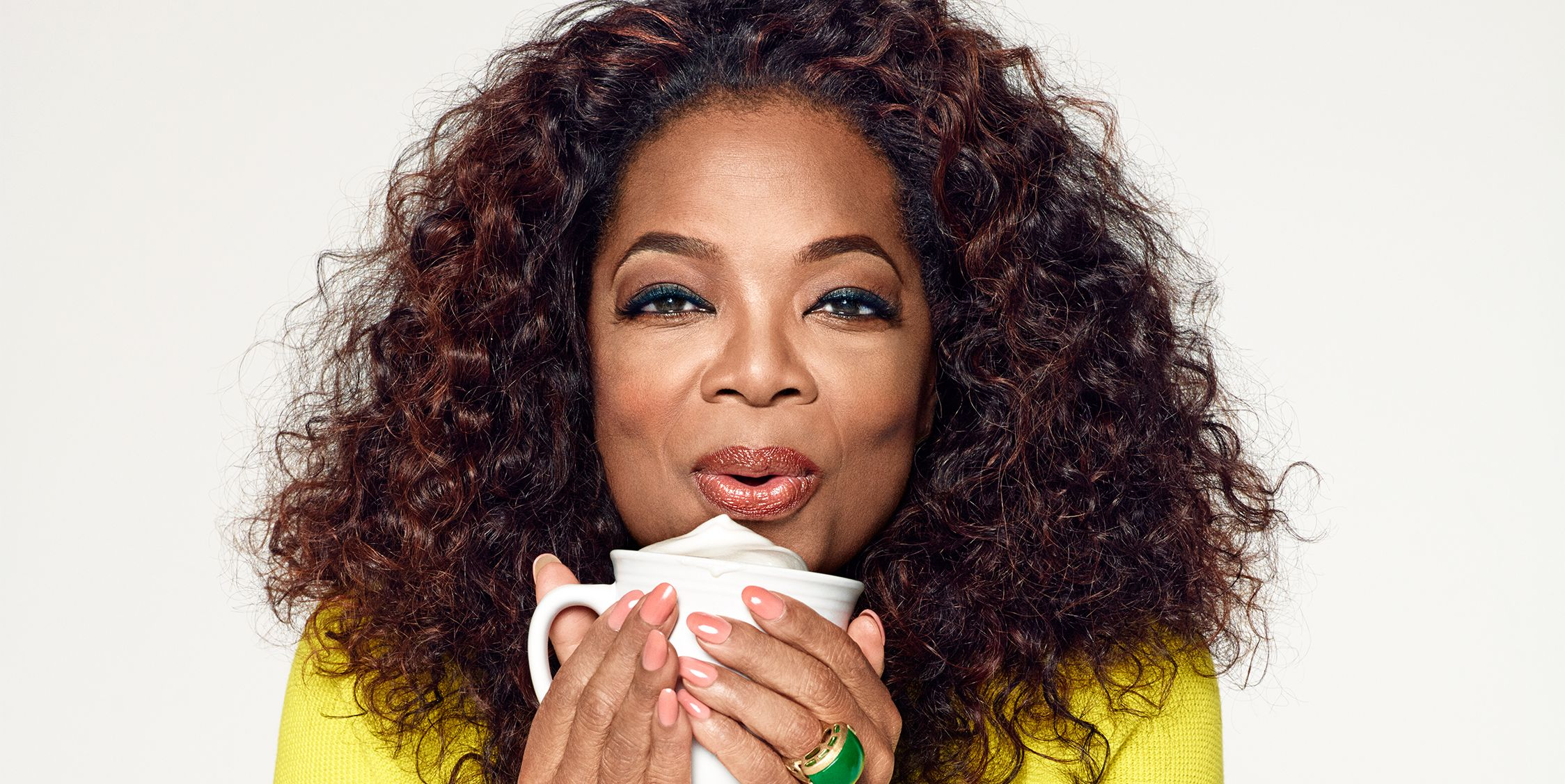 Oprah Shares Her Secret to Making the Perfect Cup of Tea