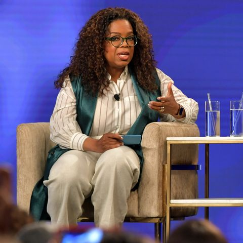 Oprah 12 Days Of Christmas.Oprah Does When They See Us Now Interview With The Central