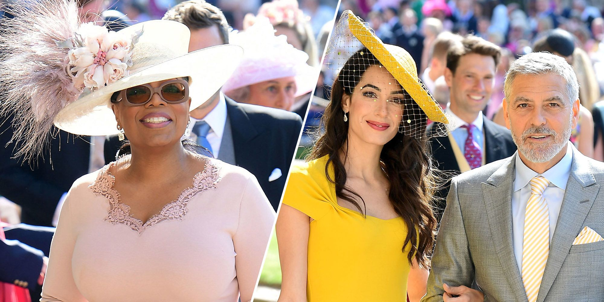 Guests At Royal Wedding.Royal Wedding Best Dressed List Prince Harry And Meghan Markle